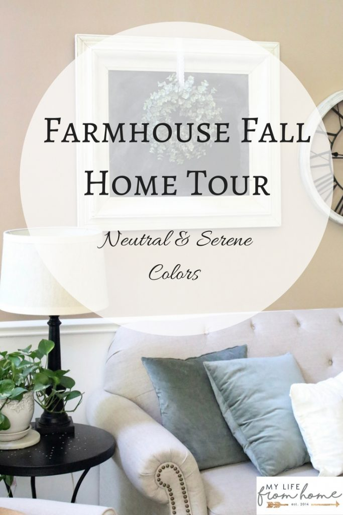 Neutral U0026 Serene Fall Home Tour