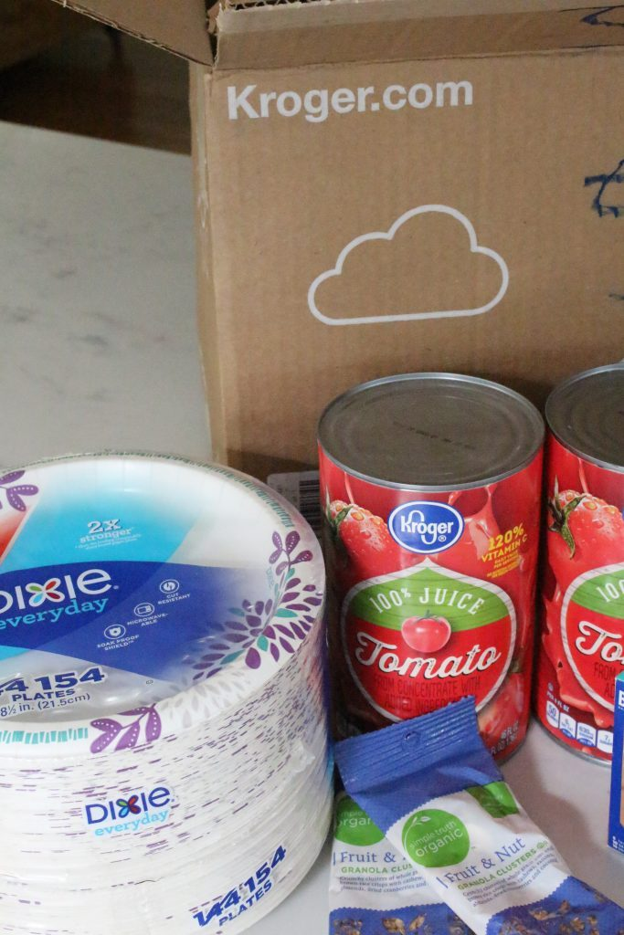 Kroger- shipping- delivery- food- household products- doorstep delivery