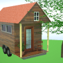 What S The Deal With Tiny House Roofing My Life Price