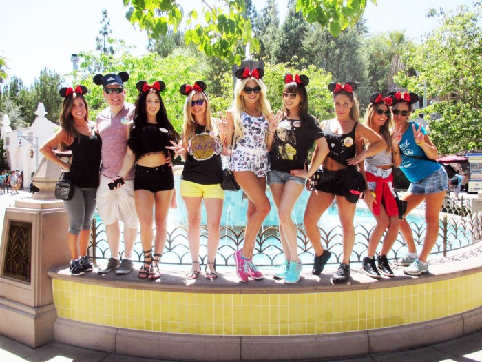 #5 Mouse Ears as Far as the Eye Can See