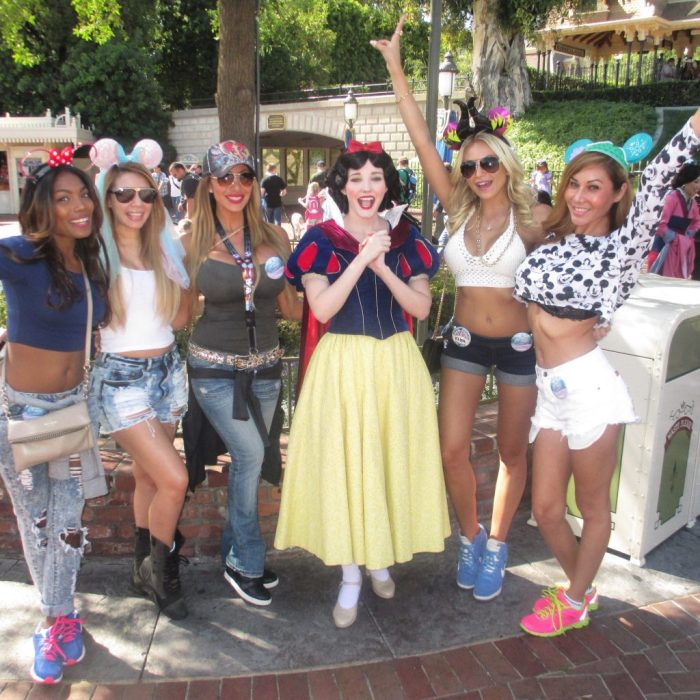#9 So Many Disney Princesses...