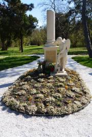 Mozart's Resting Place