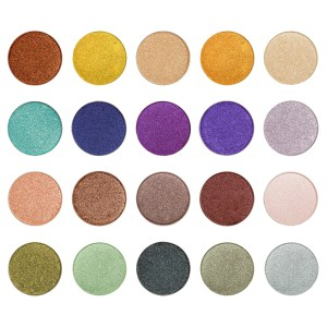 Makeupgeek Eye Shadows
