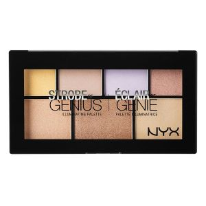 Nyx Strobe of Genious Illuminating Palette