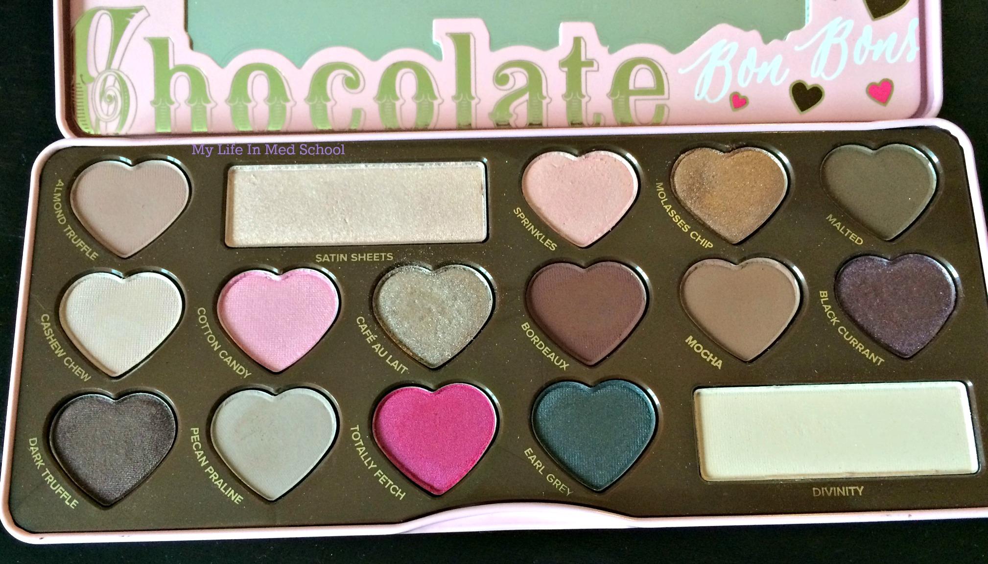 Chocolate Bon Bons Palette