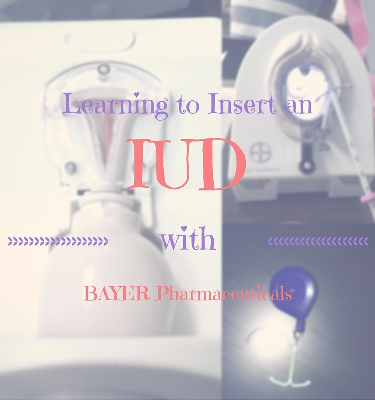 Learning How to Insert an IUD