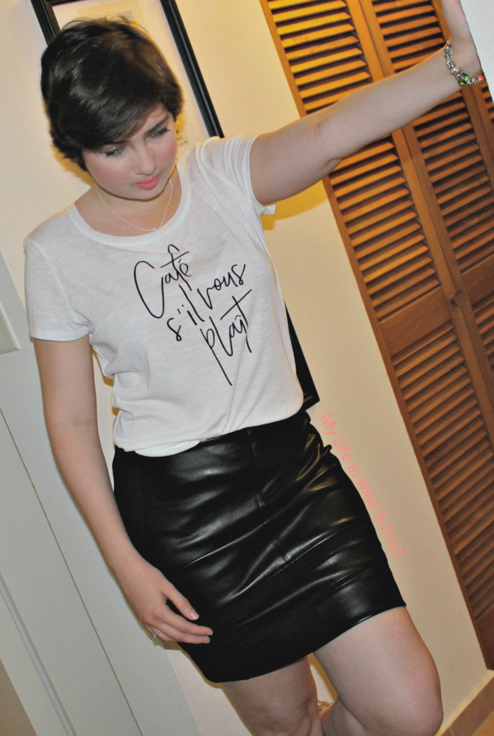 cafe-tee-leather-skirt