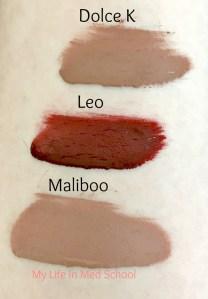 Dolce K, Leo, Maliboo