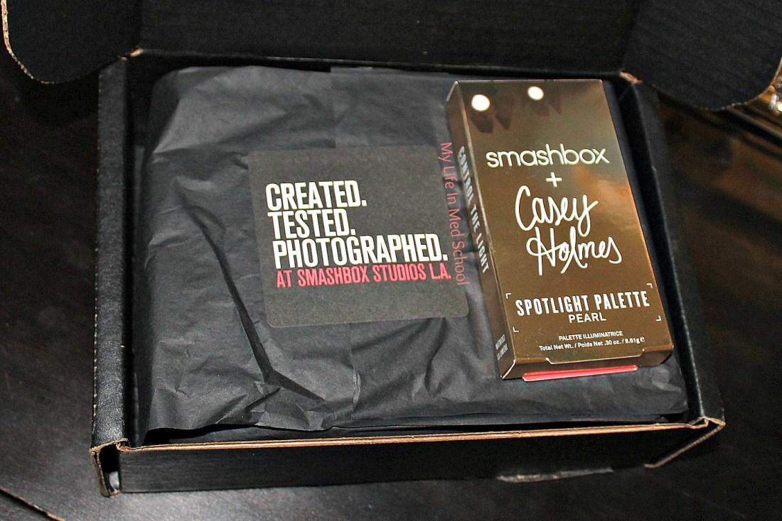 Casey Holmes x Smashbox Spotlight Palette