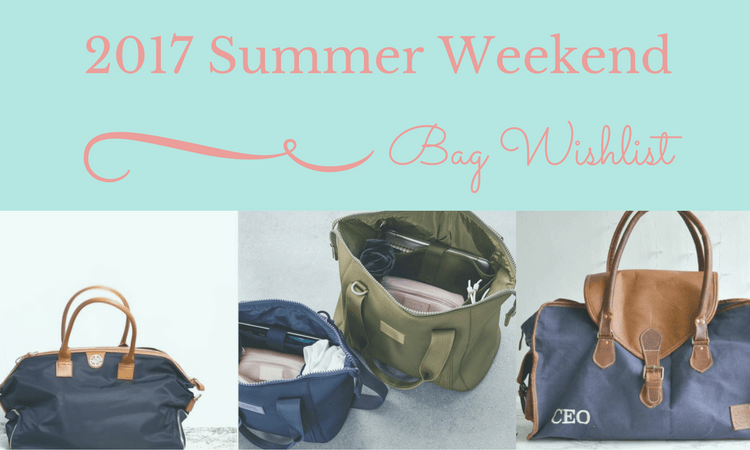 Best Weekend Bags | Updated with Reviews | My Life in Medicine