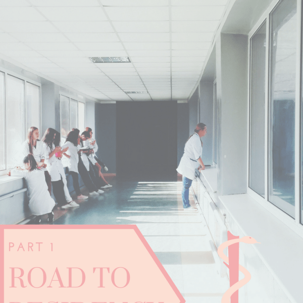 Road to Residency Part I: Make Your List