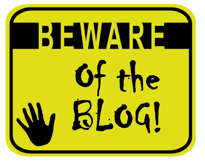 BEWARE! Blogging and Self Esteem