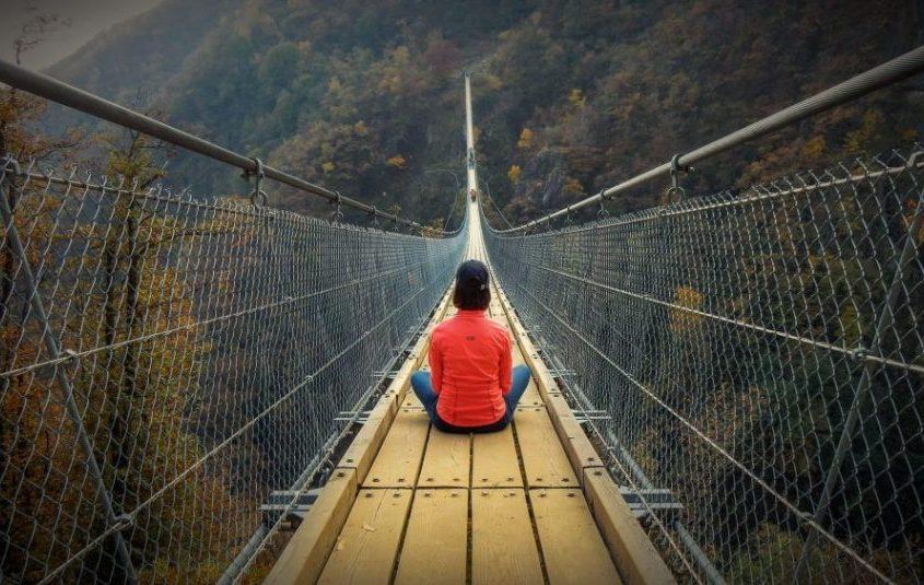 Ponte-Tibetano - My Life in Trek