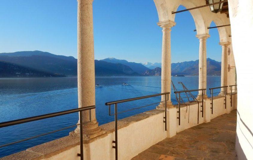Santa Caterina del Sasso - My Life in Trek