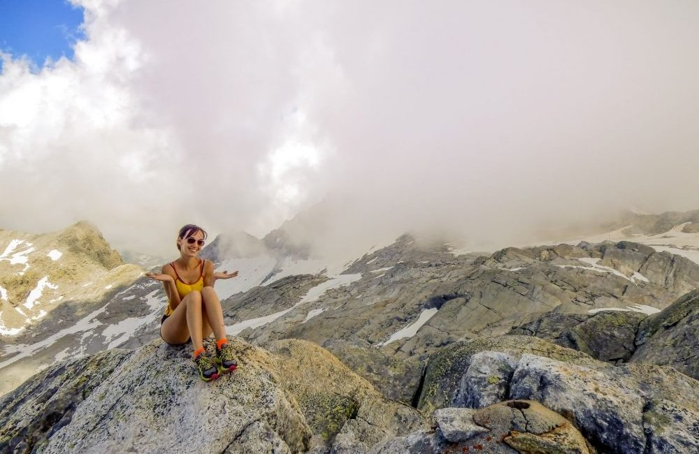 Macugnaga e Monte Moro: Essere letteralmente con la testa tra le nuvole