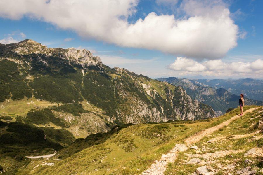 Temporale in montagna: come proteggersi