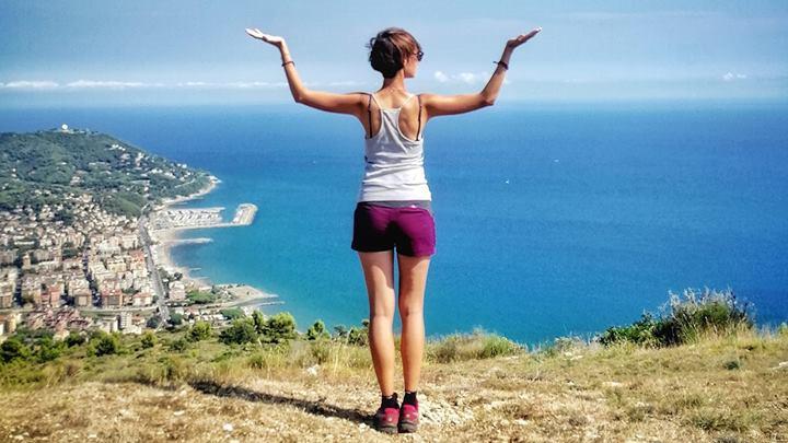 Timon lepidus trip- Liguria