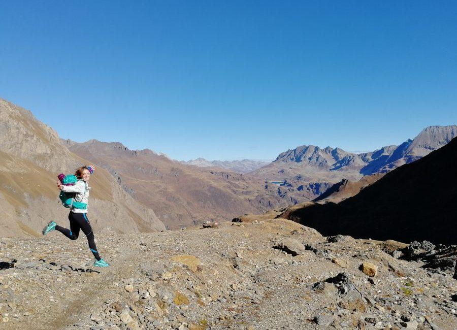 L'allenamento per camminare in montagna