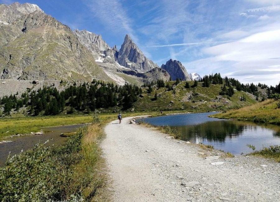 Tour del Monte Bianco in 10 giorni