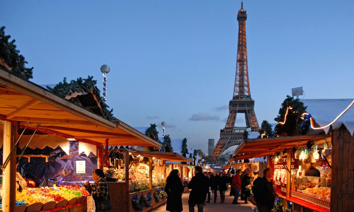 5 Things to do in Paris this Winter!