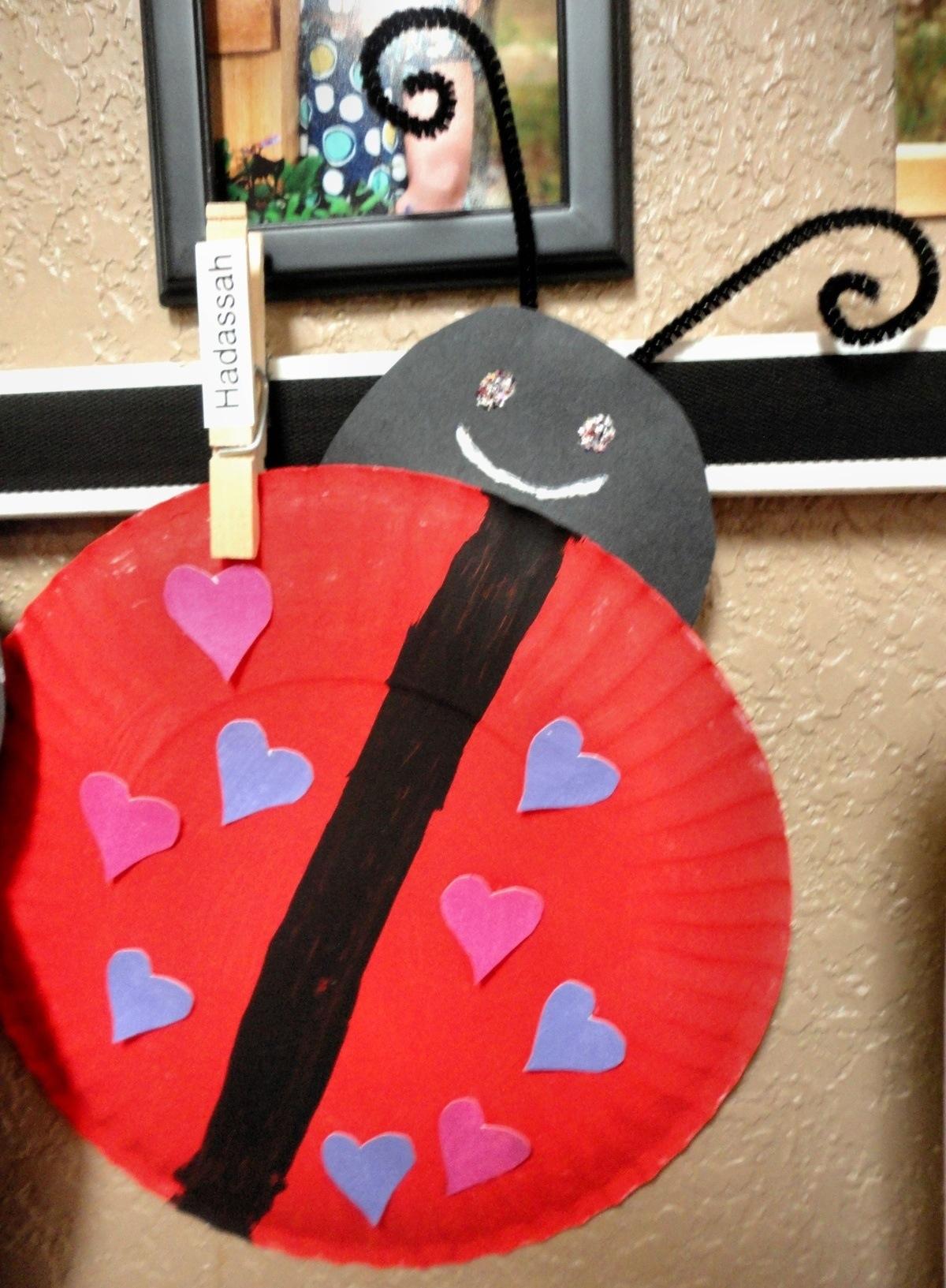 Kid S Valentine Craft Inspiration M L M B Z