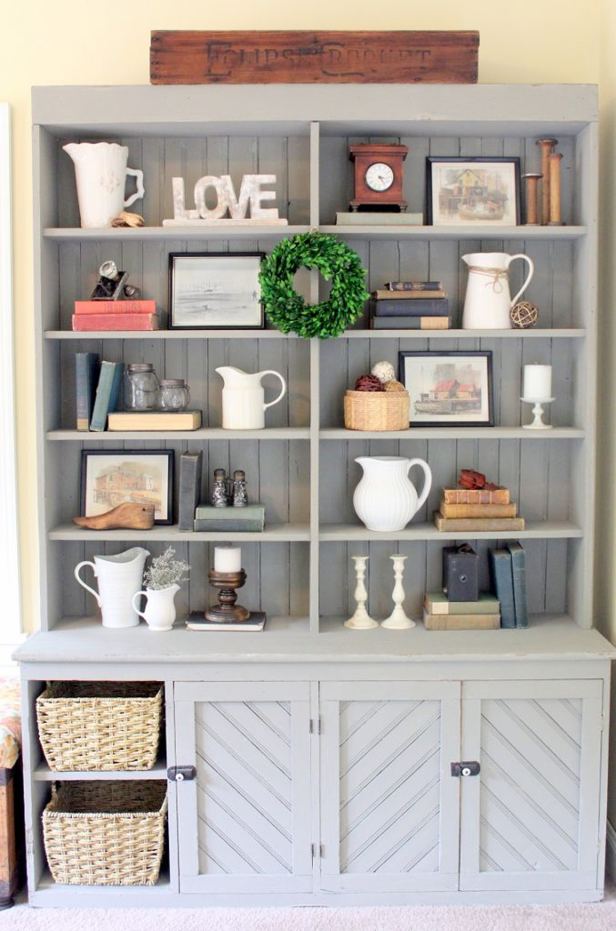 painted-furniture-antique-hutch-makeover-using-pure-original-paint-paint-techniques-life-on-kaydeross-creek