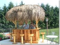 Tiki Huts and Tiki Bar Plans