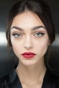 Pixelformula Dolce Gabbana Womenswear Beauty Backstage Winter 2015 - 2016 Ready To Wear Milan