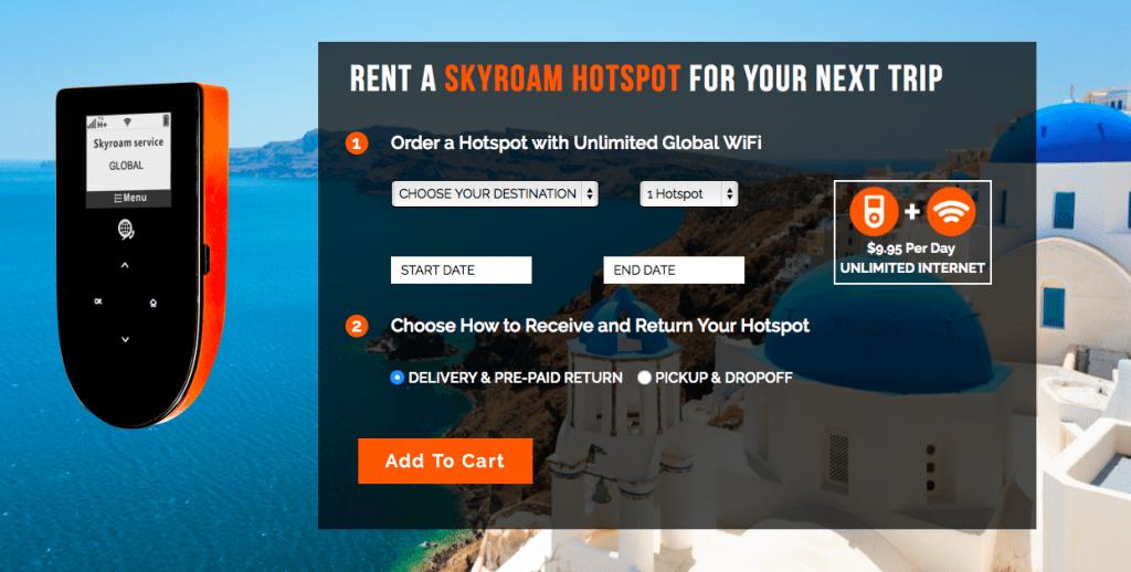 Introducing the NEW Skyroam SOLIS 4G Global Wifi Hotspot ...