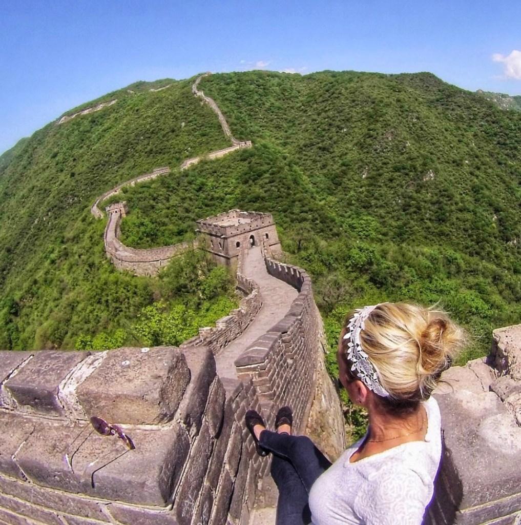 novo mundo 7 maravilhas grande muralha da china