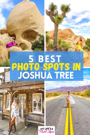 Joshua Tree é a viagem perfeita para o outono de 2020! A apenas uma curta distância de carro de Los Angeles e você estará no que parece