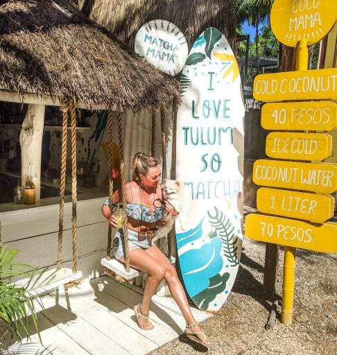 tulum matcha sign mylifesamovie.com