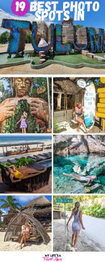 Aprenda com alguém que MORA em Tulum - estes são os 17 MELHORES locais para fotos em Tulum! Desde as fotos mais badaladas e icônicas e suas localizações, até cenotes secretos, longe das multidões sem fim! Isso é diferente de todos os outros guias básicos de pontos fotográficos de Tulum que existem, eu garanto!