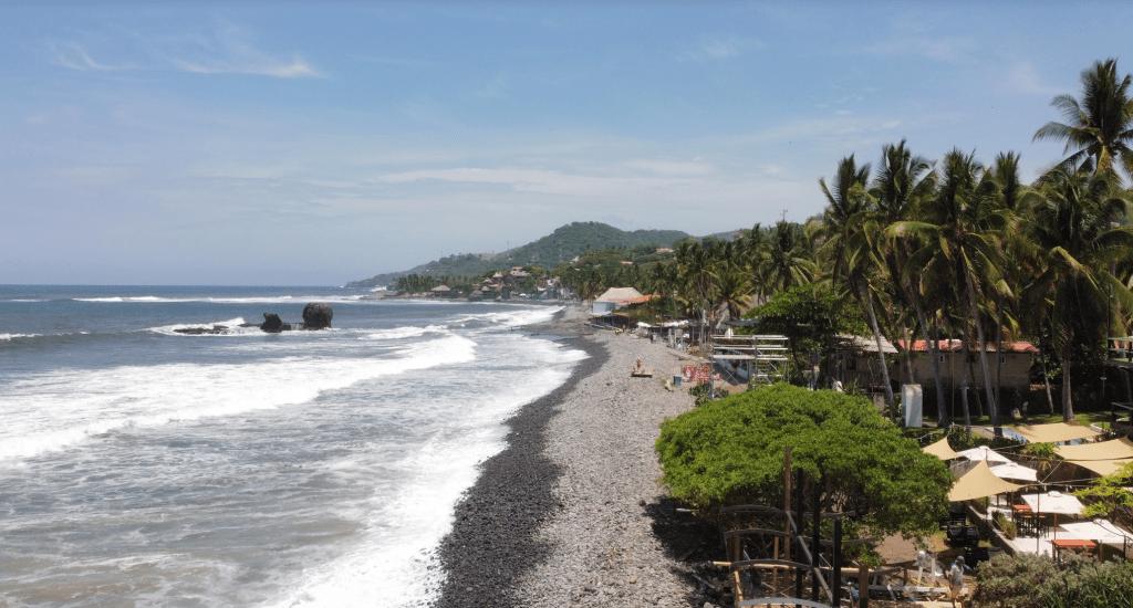 Tunco Beach El Salvador