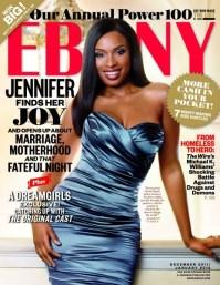 Snapshot: Jennifer Hudson for EBONY Magazine