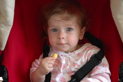 baby-girl-eating-cheetos