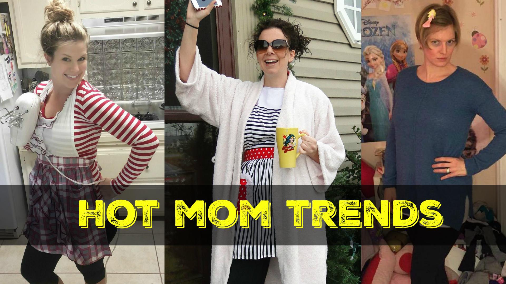 Hot Mom Trends Awards Season Fashion Police Spoof
