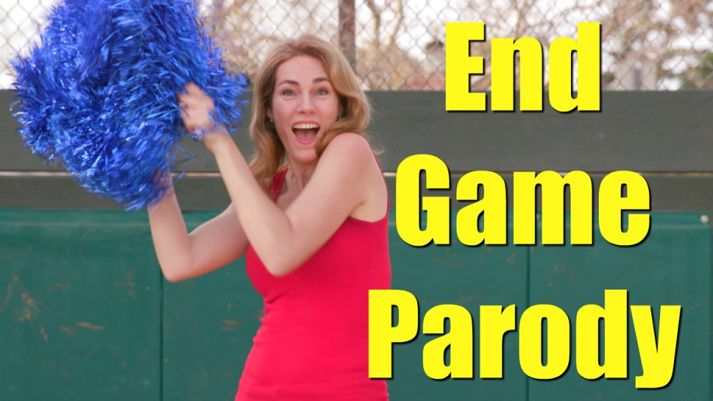"""Taylor Swift – End Game Parody """"Sports Game"""""""
