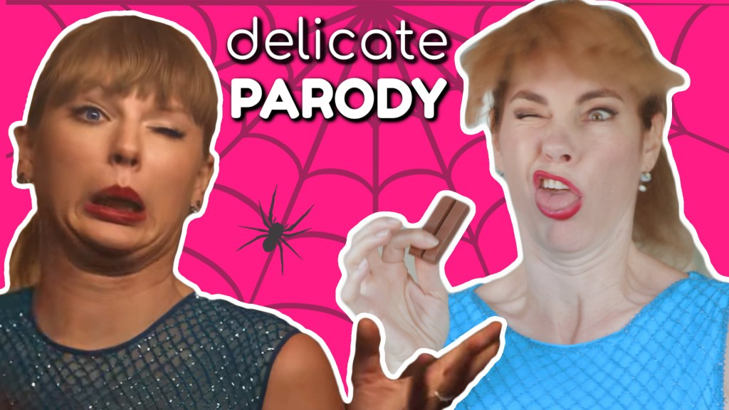 Taylor Swift – Delicate Parody | Delicious