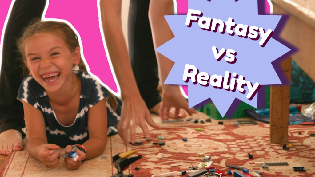 Clean Up Time   Fantasy Vs. Reality
