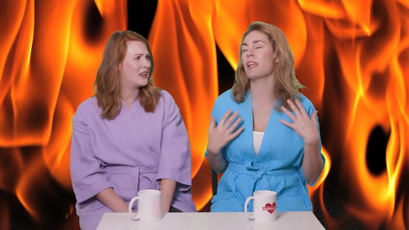 The Real Mom News Show: Virtual Valentine