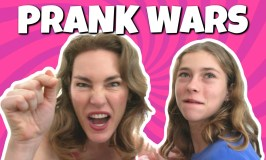 Prank Wars: Parents vs. Kids