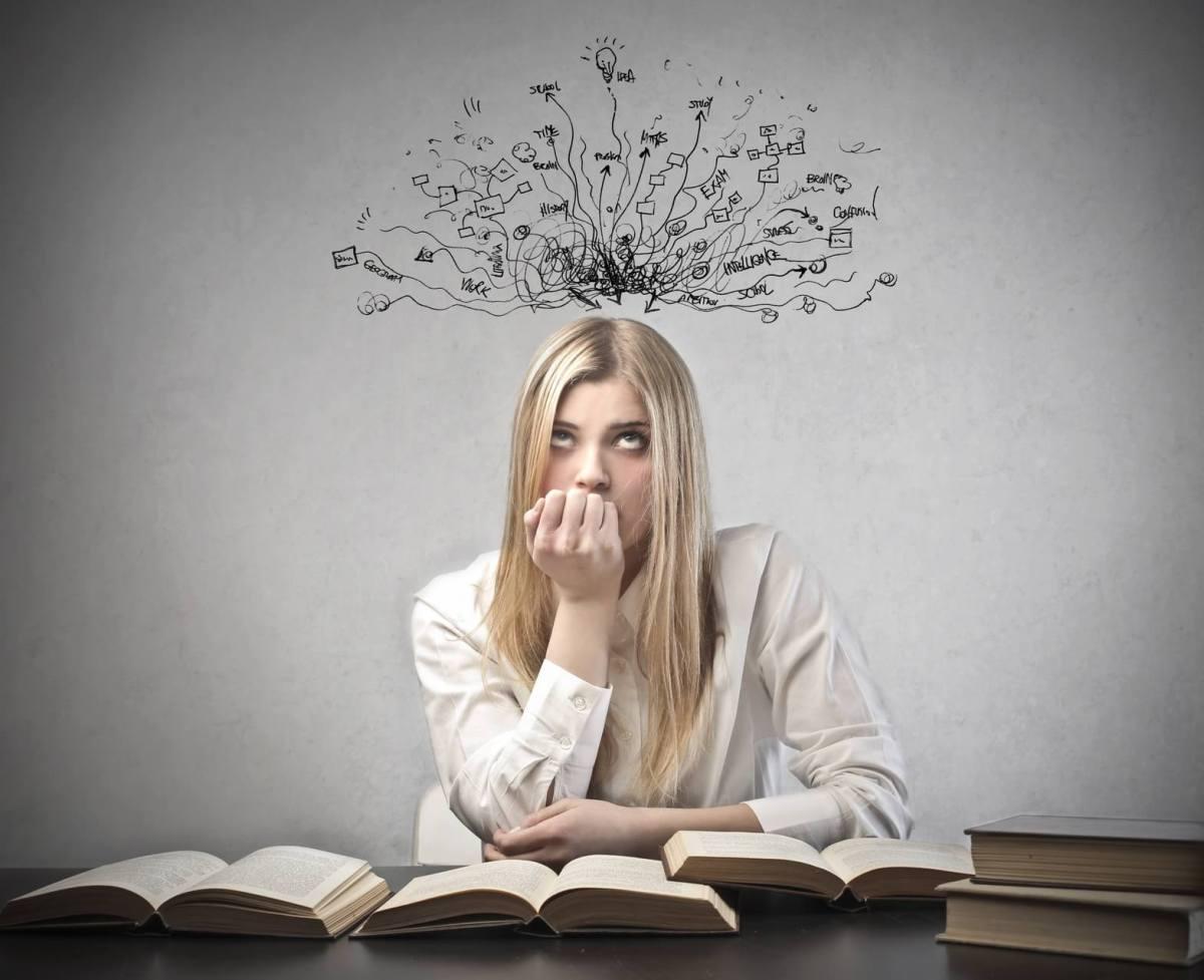 Негативные мысли как вредная привычка