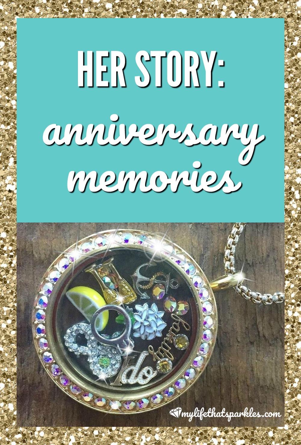 anniversary memories
