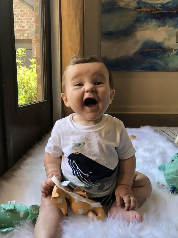 Happy 9 Months Baby Boy : happy, months, Milestones:, Months, Loved