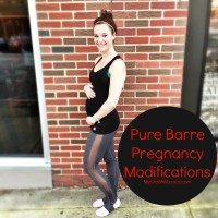 Pure Barre Pregnancy Modifications