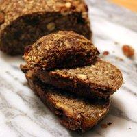 Vegan Nut Bread \\\ Pain de noix végan