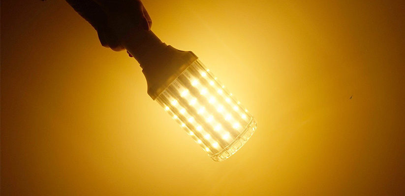 LED Corn Bulb 2200K