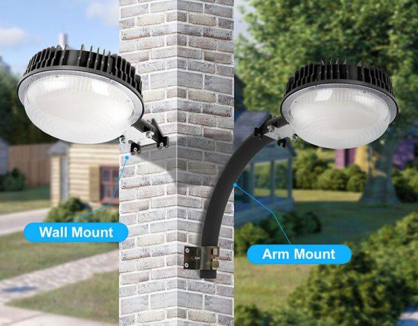 LED Barn Light application