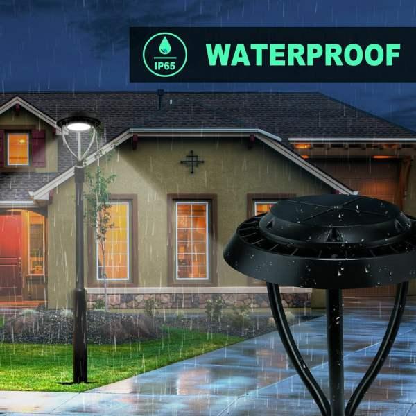 waterproof led garden light